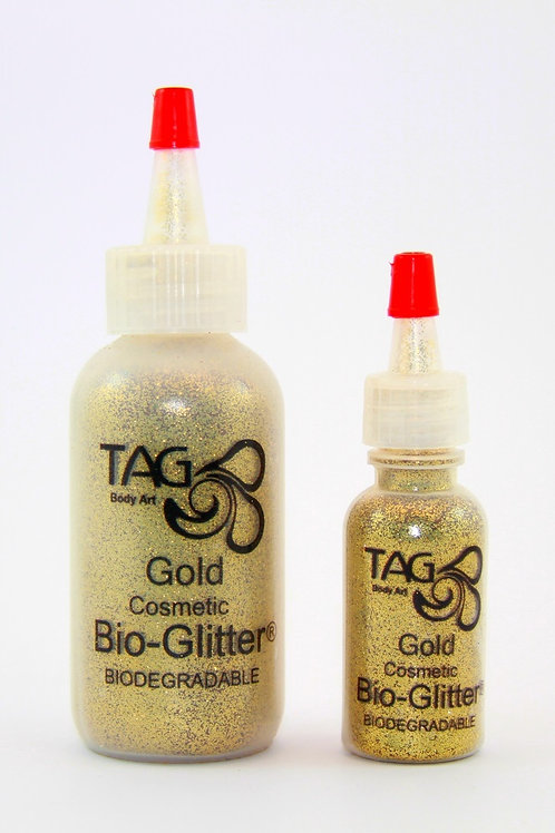 TAG Gold Bio-glitter 60ml (50g)