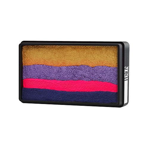 Natalee Davies Gold Range | Split Cake - Violet