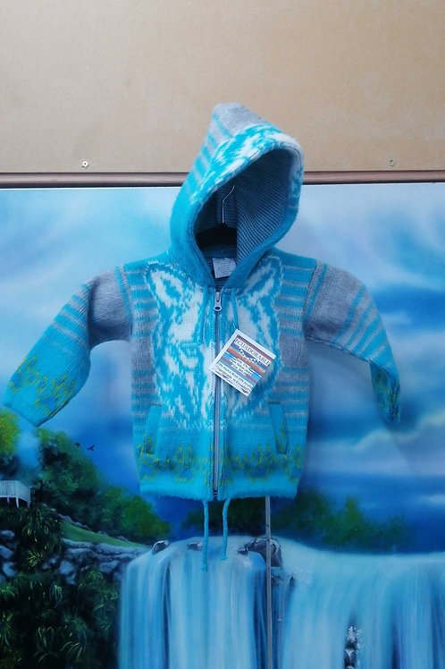 Kids jacket size 0