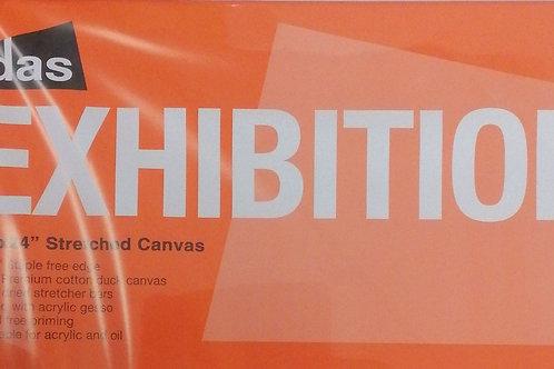 Das exhibition 18 x 24 inch stretched canvas