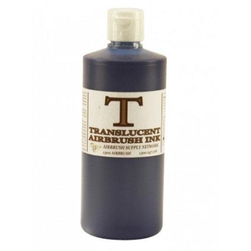 Airbrush Paint Translucent (T) Blue (Green) 500ML