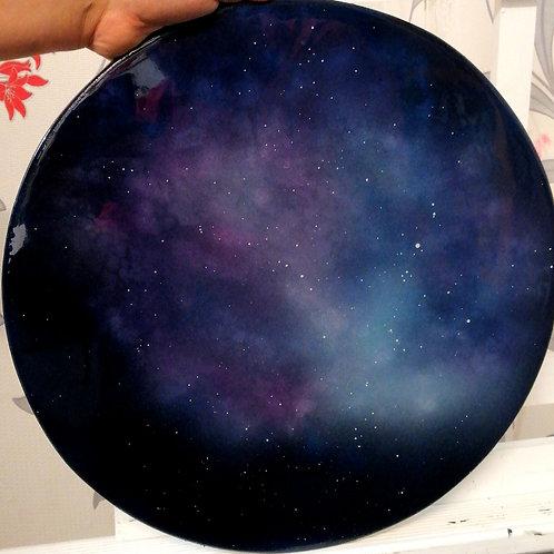 Cosmos by Lyn Grey 40cm round