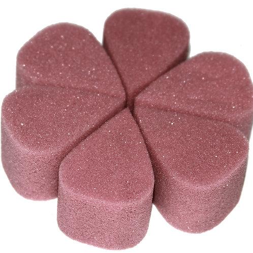 Petal sponge 6 pack