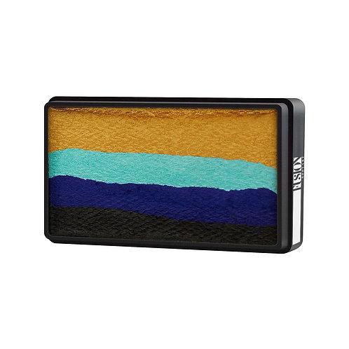 Natalee Davies Gold Range | Split Cake - Blue Wren