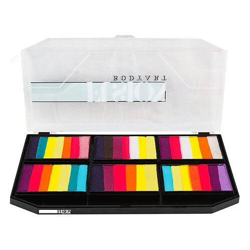 Leanne's Vivid Rainbow - Petal Palette fx