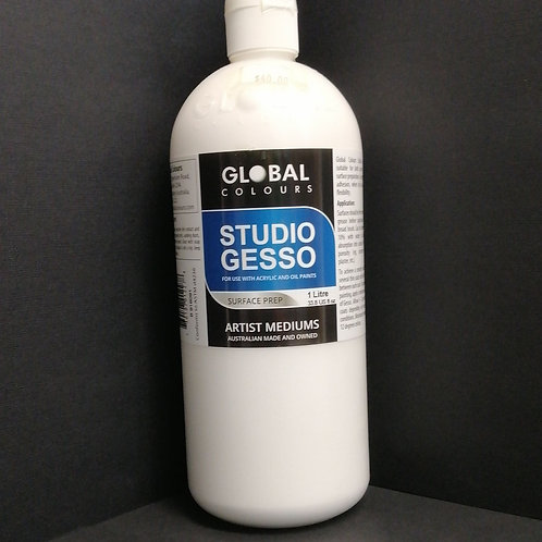 Gesso, Global studio,  1 L
