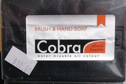 Royal talens cobra Brush and hand soap 100% natural formula
