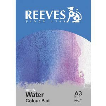 Reeves A3 Watercolor Pad 12 sheets 300gsm