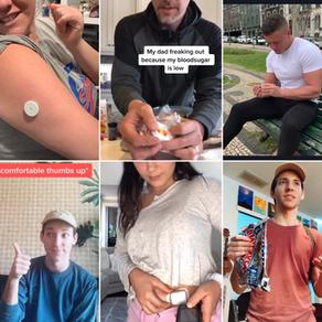 TikTok and diabetes awareness