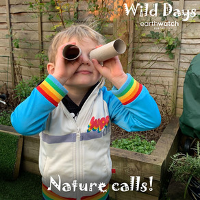 Earthwatch launches Wild Days for children at home
