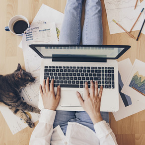 11 tips for healthy working from home