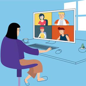 Virtual sanity: how to run digital workshops