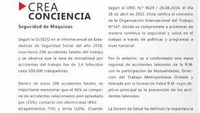 Seguridad de Máquinas en Chile