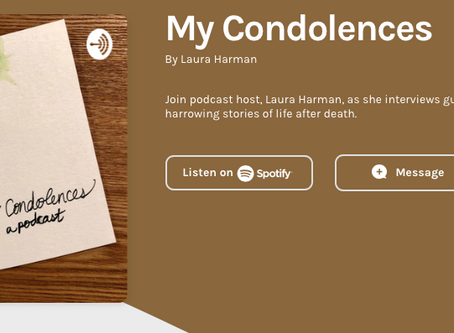 A Friend Shares Her Experience of Bereavement