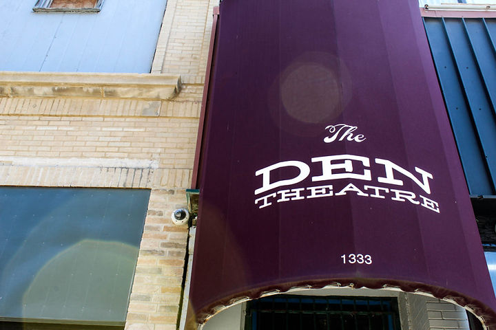 The Den Theater Facade Renovation by Berman Design