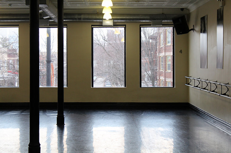 Gus Giordano Dance Studio in Chicago