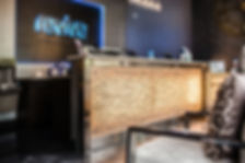 Revive Spa reception located in Chicago's Andersonville neighborhood