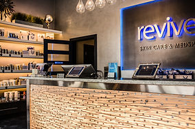 Revive Spa | Health and Wellness Design | Adaptive Reuse | SBIF | Chicago