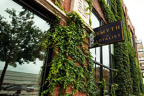 Smyth/The Loyalist | Restaurant Design | Adaptive Reuse | Chicago