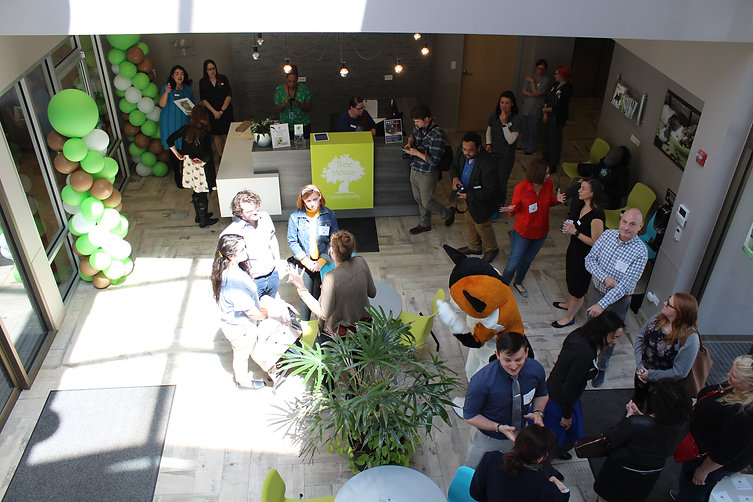 Tree House Humane Society lobby grand opening | Chicago