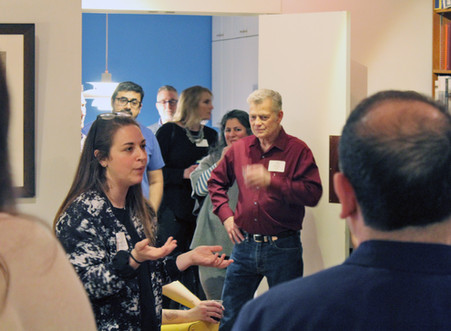 Berman Design Hosts Andersonville Chamber of Commerce Third Thursday Networking Event