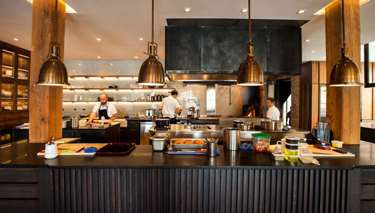 Smyth/The Loyalist kitchen lcoated in Chicago