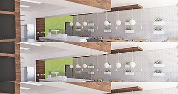 B Nutritious | Restaurant and Franchise Retail Prototype Design | California