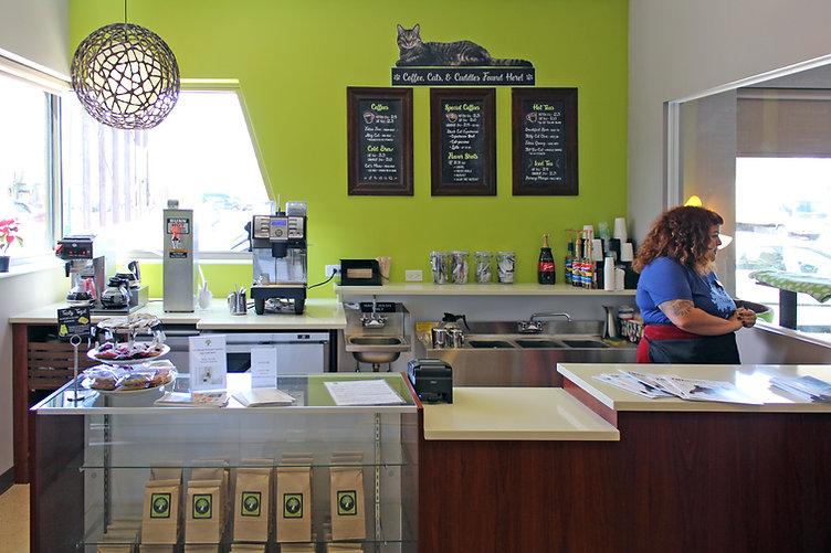 Tree House Humane Society Cafe