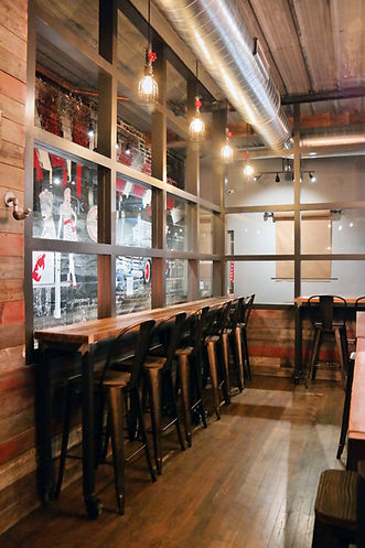 Bitter Pops tasting room located in Chicago