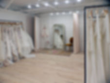 Alice in Ivory bridal shop located in Chicago's West Loop neighborhood
