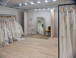 Alice in Ivory | Bridal Shop Design | Retail | Adaptive Reuse | Chicago