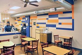Mabe's Deli Restaurant | Grand Crossing Chicago | Restaurant Design | Thrive-SBIF