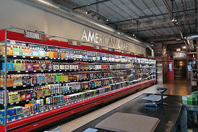 Bitter Pops | Grocery and Bar Design | Adaptive Reuse | Chicago