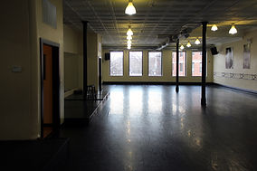 Gus Giordano Dance Studio | Adaptive Reuse | Studio Design | Chicago