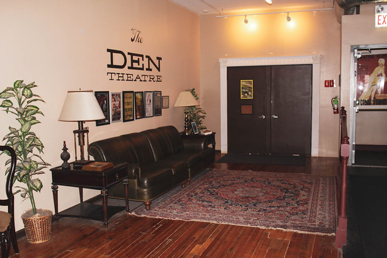 The Den Theater located in Chicago's Wicker Park neighborhood