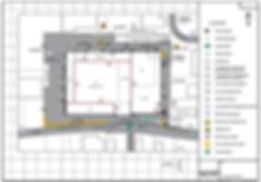 Muster Feuerwehrplan DIN 14095 - RETTUNG