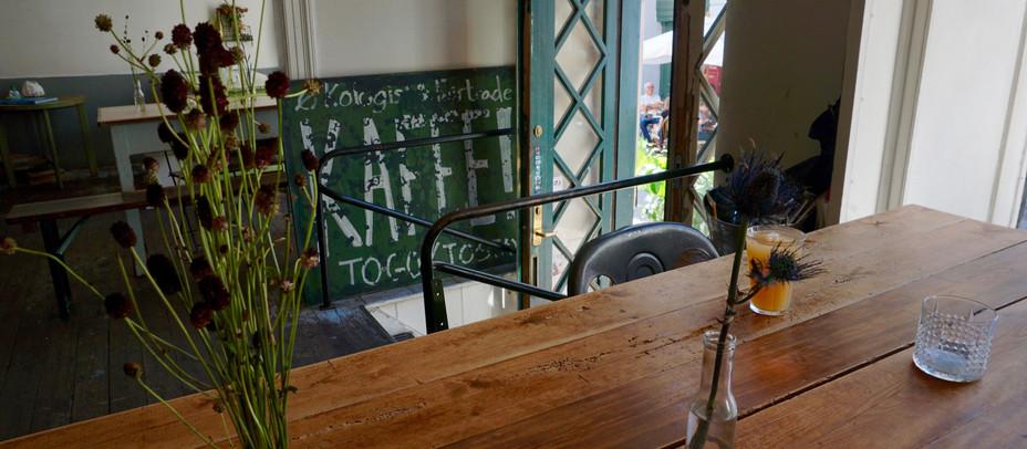 To Fika in Copenhagen: Where are the real cafés in America?