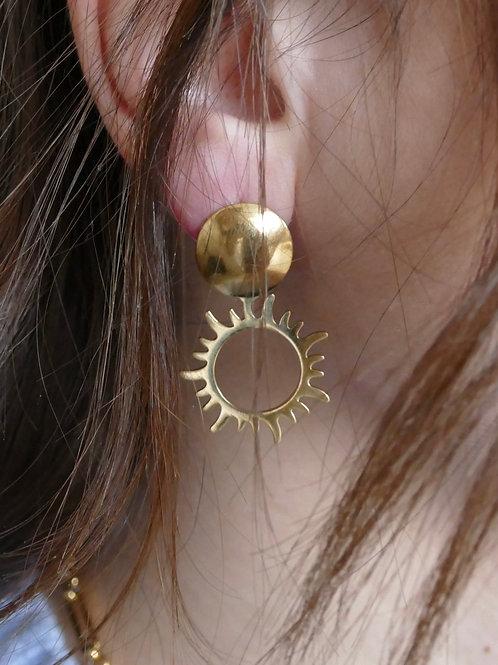 Boucles d'oreilles // REFLET