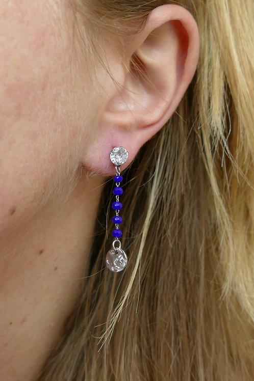 Boucles d'oreilles // SPRING