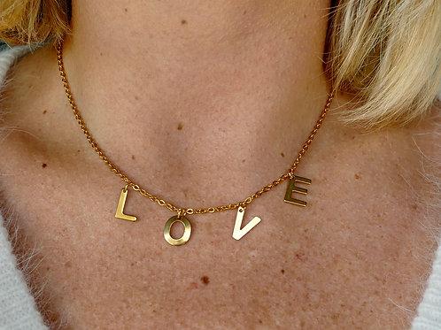Collier - LOVE