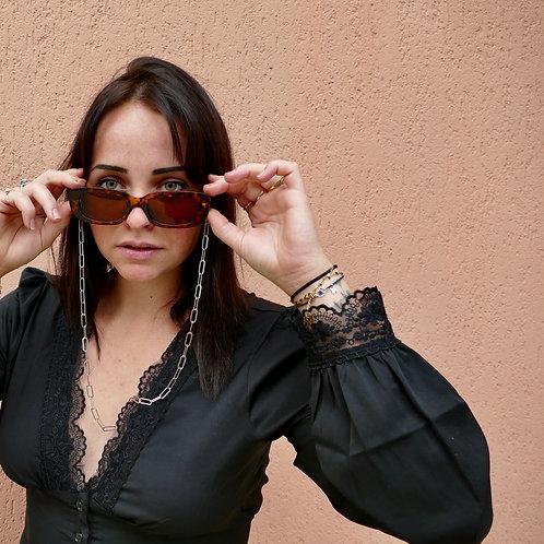 LINA // Chaîne de lunettes
