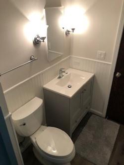 Half Bathrooms