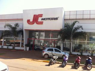 JC Motors com Porta Social Automática