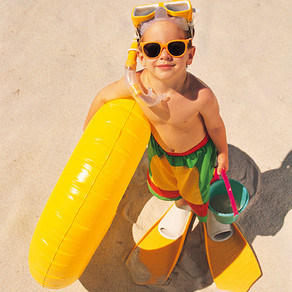 How to Choose the Right Sunscreen for your Children