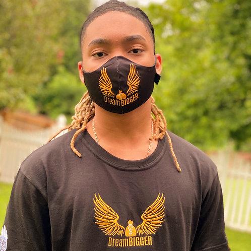 Dream Bigger Mask & T-Shirt