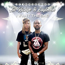 Lil-Rchye-&-Zaytoven - I Want The Bag