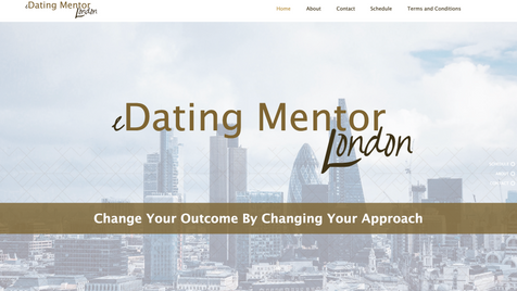 eDating Mentor London