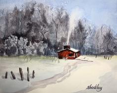 Winter's Cabin