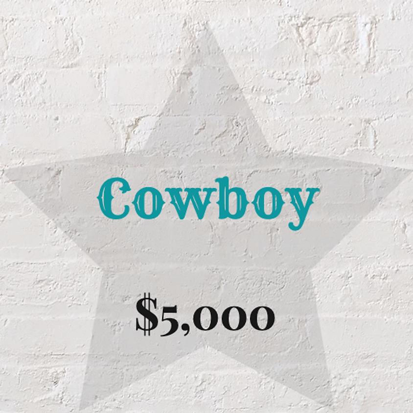 Cowboy Sponsor