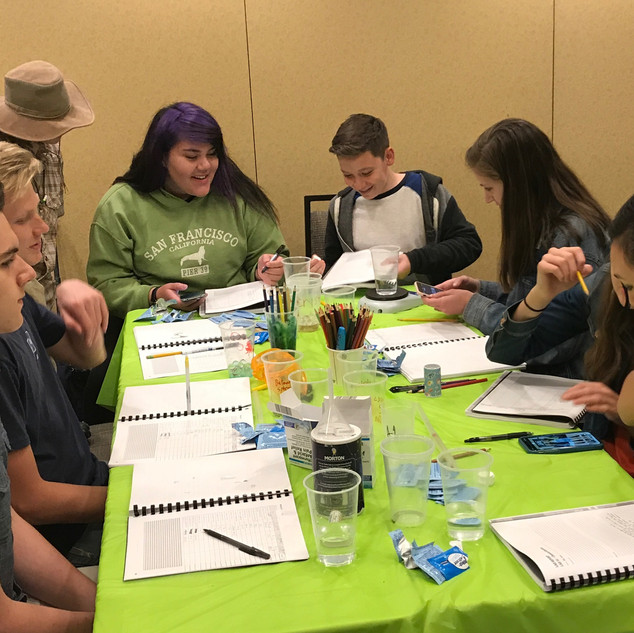 Homeschool Science Biology & Chemistry Two Day Lab Intensives - Lodi, California